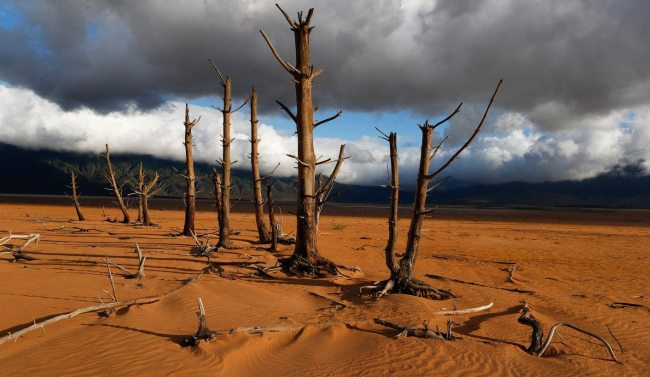 'Day Zero' looms, as Cape Town will officially run out of water in April